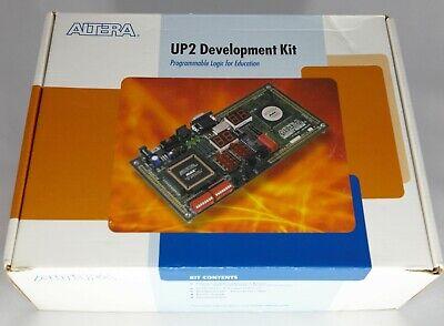 Altera University Program Max 2 Up2 02-057b Development Board