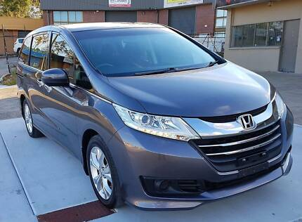 2014 Honda Odyssey VTi Wagon With 8 Seats