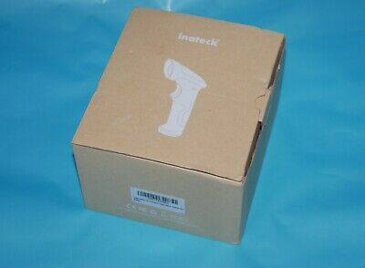 Nateck Bcst-33 Barcode Scanner New In Box