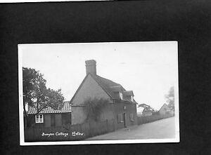 Postcard-C1920s-View-Of-Bunyan-Elstow-Bedfordshire