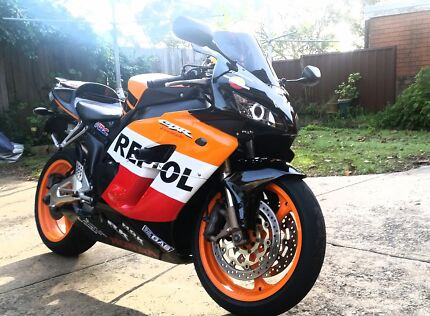 CBR1000RR REPSOL EDITION like No other!! PERFECT Earlwood Canterbury Area Preview
