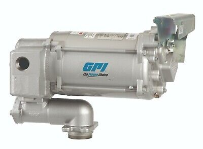 Gpi Fuel Transfer Pump 30 Gpm 115v Ac M-3130-po Pump Only With Tank Adapter