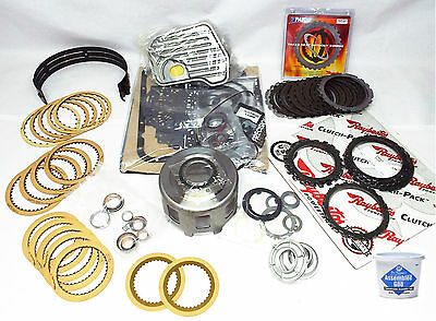 ALL AMERICAN 4L60E Super Master Chevy GM Truck Transmission Rebuild Kit 97 2003