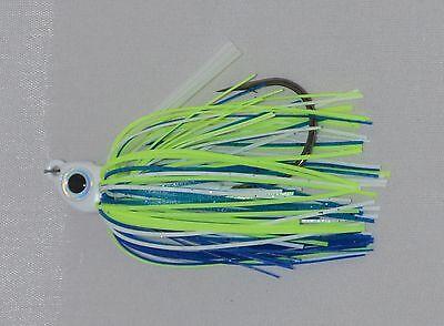 Kajun Boss 1//2 oz Crazy Gill Spinner bait colorado//willow
