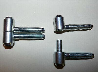 Einbohrband 2 Paar für Möbel, Türen usw. 8 mm Bolzenstärke