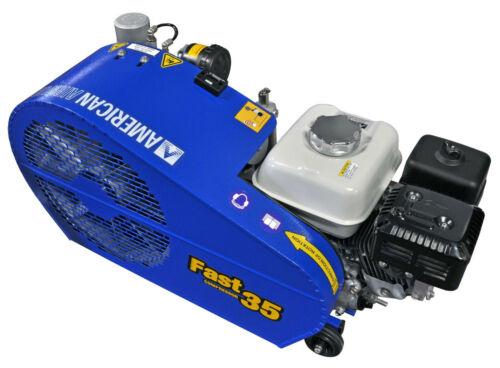Breathing Air Scuba Compressor Portable 4700PSI Diving Paintball SCBA Bauer Mako