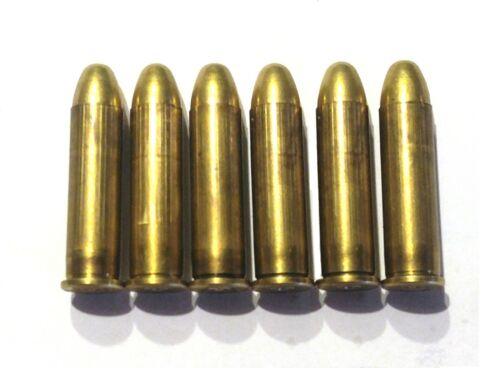 357 Remington Magnum Snap Caps Display .357 Rem Mag Colt Revolver Dummy Rounds