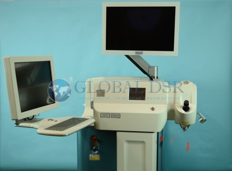 Alcon LenSx Femtosecond Cataract Laser, Alcon PM 02/2021