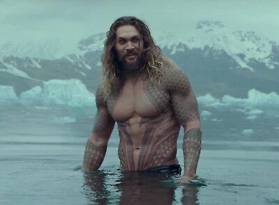 Aquaman Jason Momoa Justice League 8X10 Photo Picture Print  2