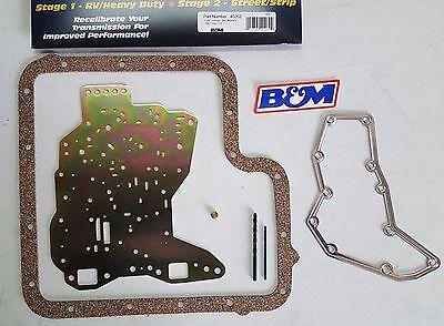 B&M PERFORMANCE Ford C6 TRANSMISSION / SHIFT / SHIFTER IMPROVER UPGRADE KIT