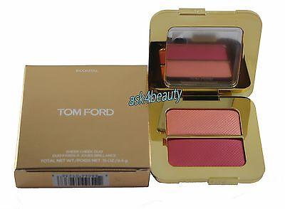 Tom Ford Sheer Cheek Duo (Bicoastal) 0.15oz/4.4g New In Box