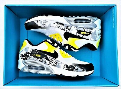 newest 44617 07f34 Nike Air Max 90 Premium Doernbecher Oregon AH6830-100 Men s Sz 7, Women s Sz  8.5