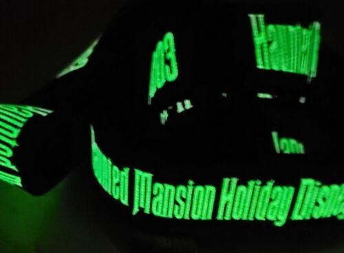 Disney 2003 Haunted Mansion Holiday Nightmare Before Christmas Jack Lanyard
