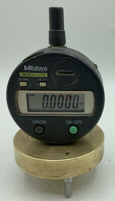 Mitutoyo Absolute Digital Indicator Code 543-693 Model Id-s112t Vertical Lug