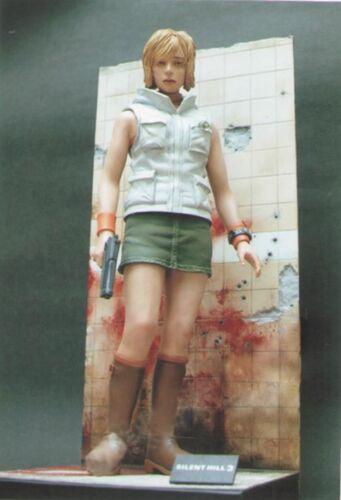 Heather Cheryl Mason Silent Hill 1/6 Unpainted Statue Figure Model Resin Kit
