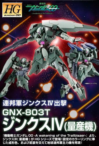 P-Bandai HG 1/144 HG GN-X IV (Mass Production Type) [US SELLER]