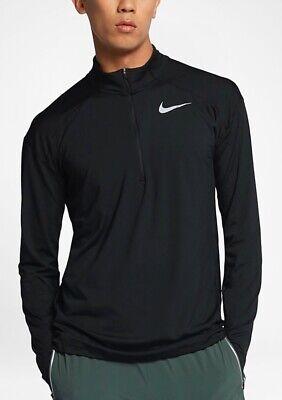 Nike Dri-Fit Half Zip Running Top - Medium