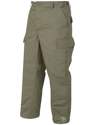 Military BDU Pants / Trousers - OLIVE DRAB (O.D. Green) Cargo Pants - (Olive Drab Bdu Pants)
