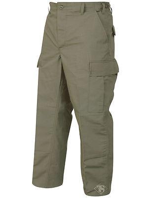 Military BDU Pants / Trousers - OLIVE DRAB (O.D. Green) Cargo Pants - IRREGULAR