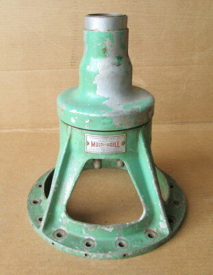 Commander Multi 8 Spindle Drill Head Model 9.00 100952