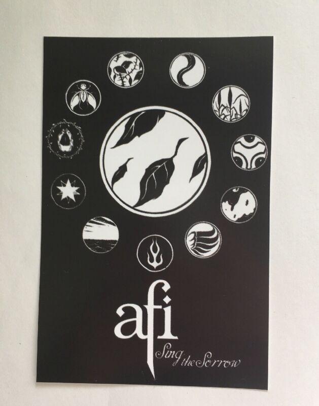 Afi Sticker