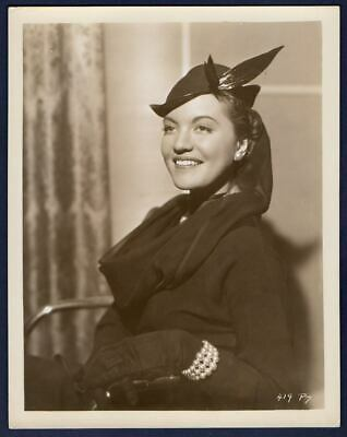 UNIDENTIFIED ACTRESS Beryl Wallace VINTAGE ORIG PHOTO Sexy Actress Portrait - $24.95