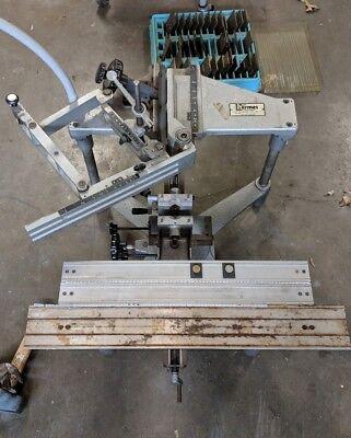 New Hermes Engraving Machine Engravograph Pantograph