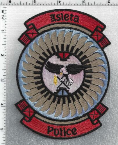 Isleta Tribal Police (New Mexico) 2nd Issue Shoulder Patch