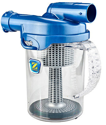 Zodiac Baracuda CLC500 Cyclonic Pool Cleaner Leaf Catcher Canister Debri Eater