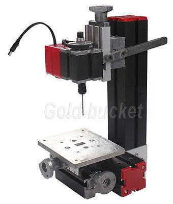 Universal Mini Metal Drilling Machine Diy Woodworking Power Tools Modelmaking