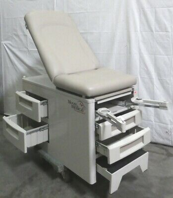R167507 Moore Medical Exam Table Model 5240 Obgyn Gp
