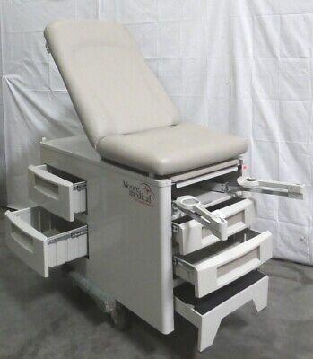 R167507 Moore Medical Exam Table Model 5240 Obgyn Gp