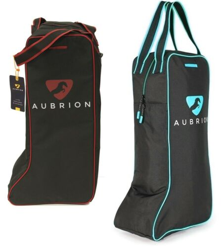 Shires Aubrion Horse Equine Tall Long Boot Carry Tote Bag