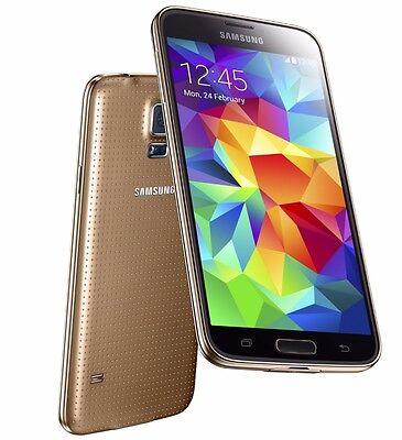 Samsung Galaxy S5 SM-G900 32GB UNLOCKED Gold
