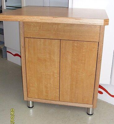 Kaffee-Maschinen-Platz, Anbau-Regal für PFOFI-Kaffee-Maschine, hält 100 kg