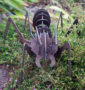 Metal Ant Garden Ornament Bulga Singleton Area Preview