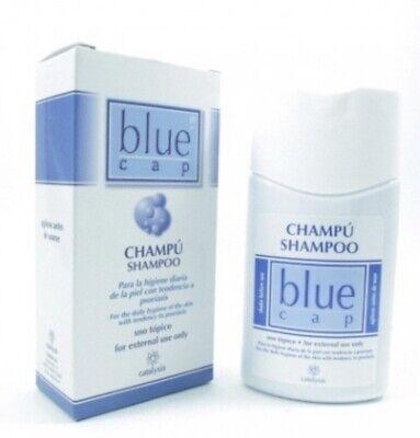 Psoriasis Relief (Blue Cap Bluecap Shampoo 150ml. Psoriasis, Eczema, Seborrhea Relief.)