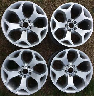 4x Ford Falcon FG XR6 turbo XR8 alloy rims wheels 18 inch