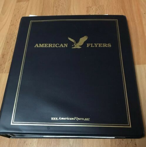 AMERICAN FLYERS INSTRUMENT RATING PILOT GROUND SCHOOL MANUAL BINDER 2001