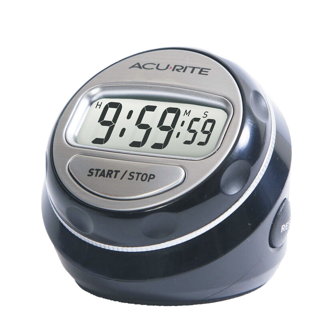 AcuRite 00285E Digital Twist Timer, Multicolor, No Tax, Free