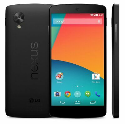 LG Nexus 5 D820 32GB Black GSM Unlocked Smartphone
