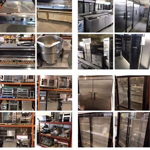 Large Restaurant, Confectionary & Bakery Equipment Sale