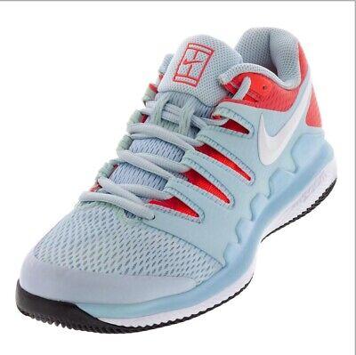 half off 95b4b fdaba Nike Zoom Vapor X Tennis Shoes WMNS 9M, Still Blue White