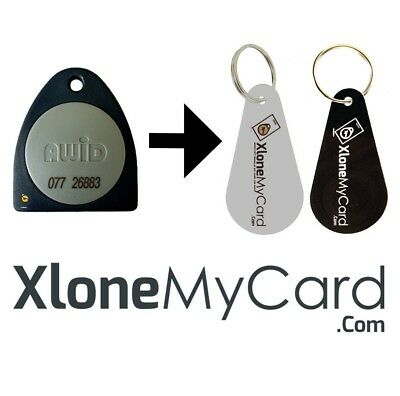 Copy Clone Awid Fob Or Key Card 26 Bit Format Only