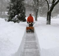 Windsor's finest snow removal