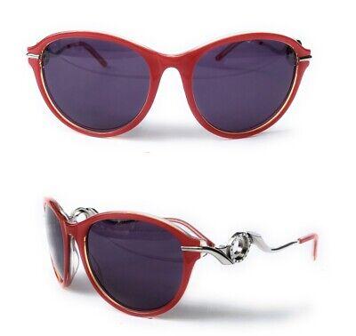 New Jewelpop Kameleon Sunglasses Swarovski Crystals Dockside UV400 Red (Kameleon Sunglasses)