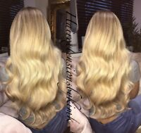 HAIR EXTENSIONS $280-ALL METHOD/LENGTH 150g FULL HEAD