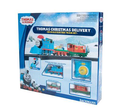 Bachmann BAC755 HO-Scale Thomas Christmas Delivery Train Set