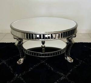 mirrored coffee table Horsley Park Fairfield Area Preview