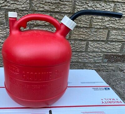 Eagle 2 12 Gallon Plastic Pre Ban Gas Can With Screen
